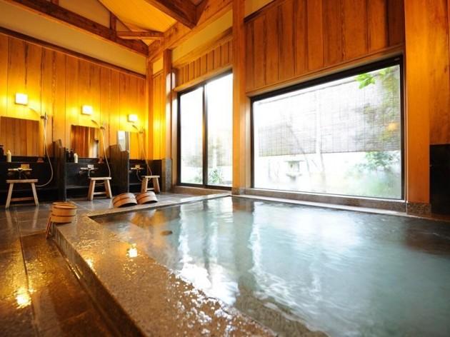 料亭旅館 やす井 風呂