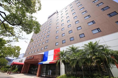 リッチモンドホテル宮崎駅前の外観