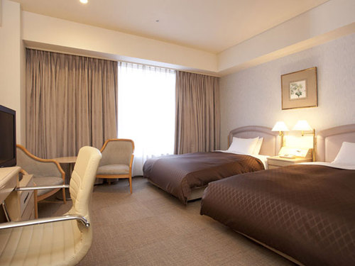 レンブラントホテル大分の客室一例