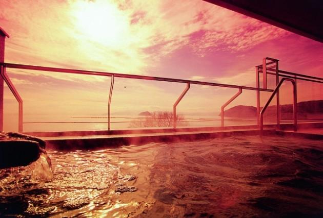 旅館 紅鮎 風呂