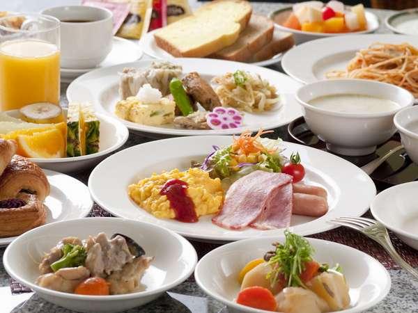 かりゆしアーバン朝食