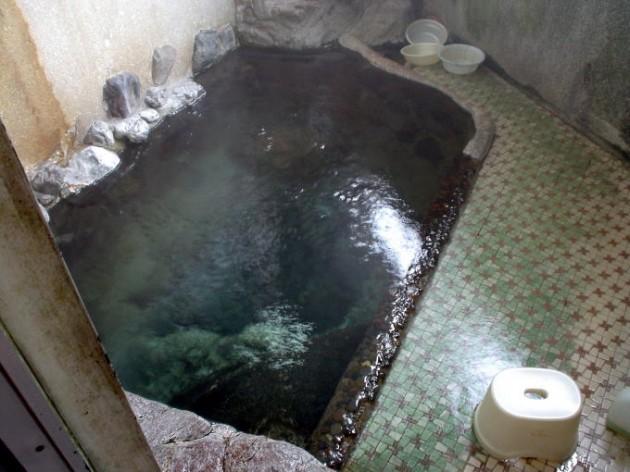 東和楼 お風呂