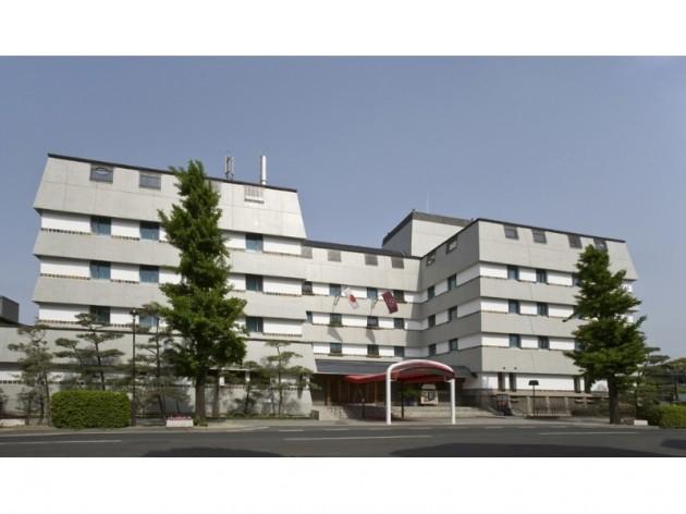 倉敷国際ホテルの外観