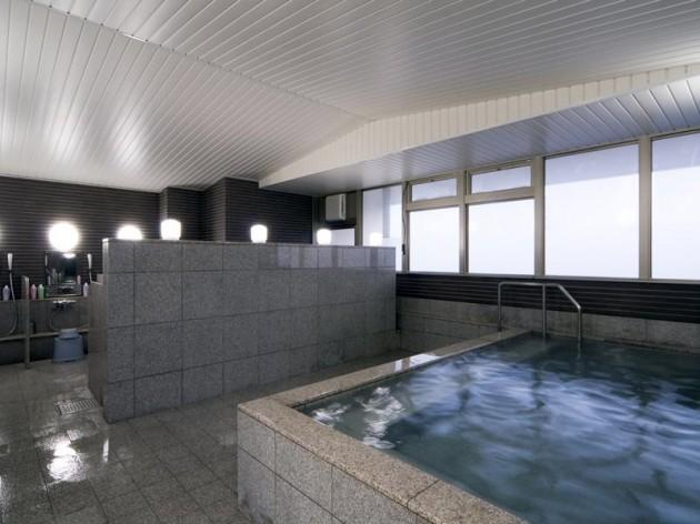 ホテル法華クラブ大分の大浴場