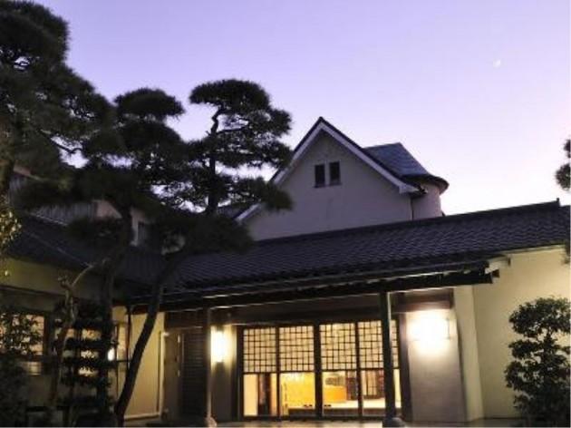 かいひん荘鎌倉の外観