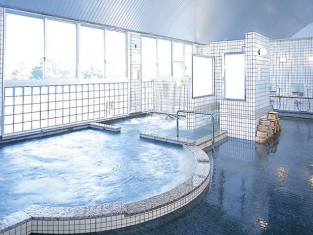 種子島大和温泉ホテル浴場