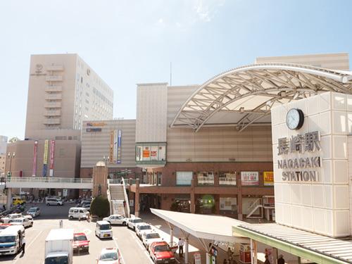 ホテルニュー長崎の外観
