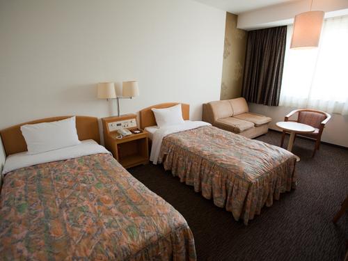 ホテル メルパルク岡山の客室一例