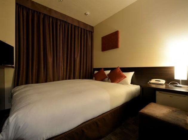 パークインホテル厚木の客室一例