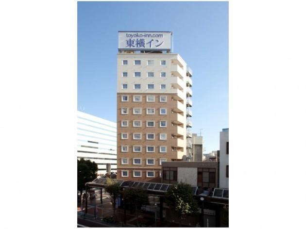 東横イン湘南平塚駅北口2の外観