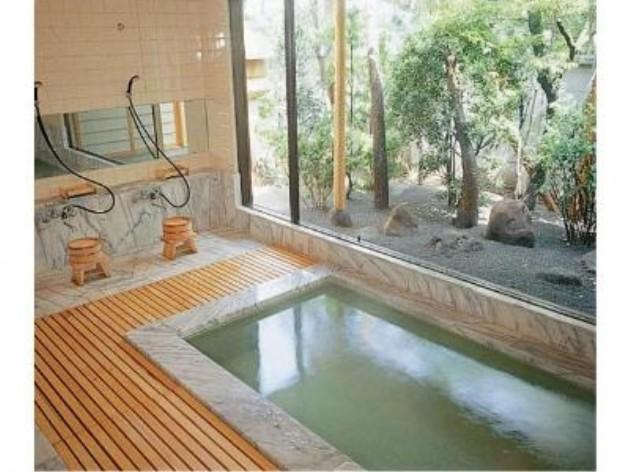 かいひん荘鎌倉の大浴場