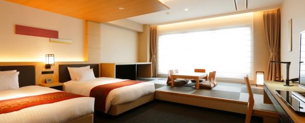 彩の庭ホテル 客室