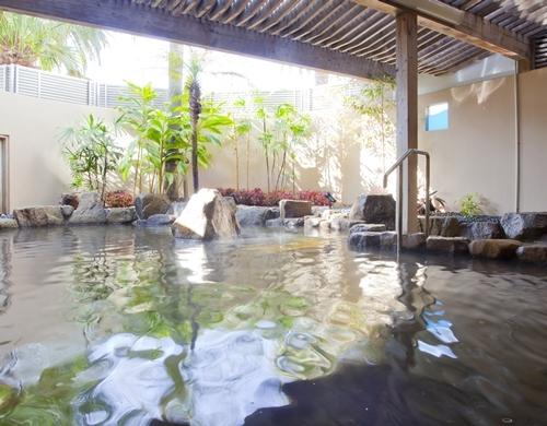 宮崎観光ホテルの大浴場