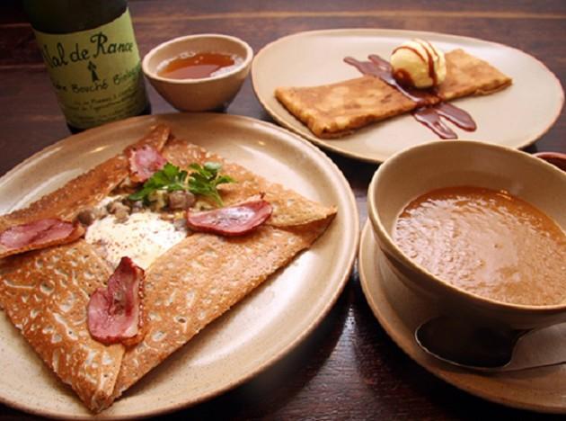 安くて美味しい「銀座」のカフェランチ人気おすすめランキング