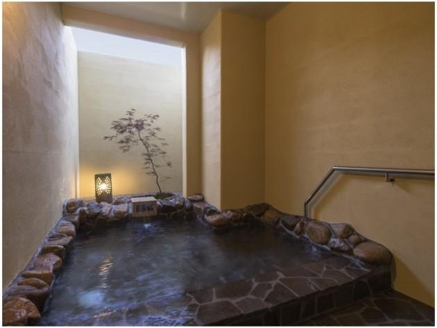 グリーンリッチホテル出雲の露天風呂
