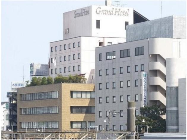 グランドホテル神奈中平塚の外観