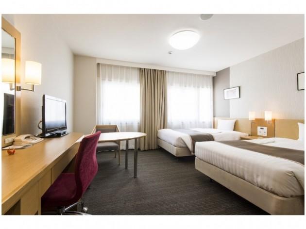 ホテル法華クラブ大分の客室一例