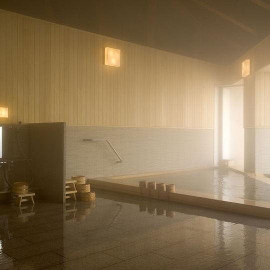 白川郷 風呂