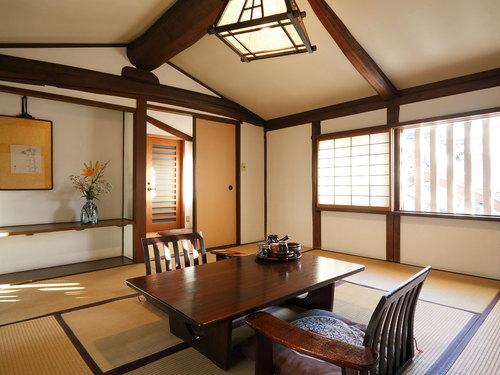 吉井旅館の客室一例