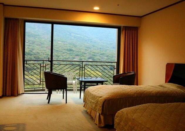 屋久島いわさきホテル客室