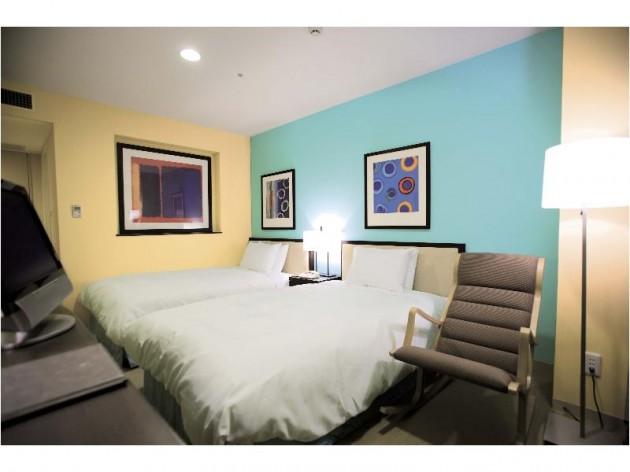 ホテルサンルート川崎の客室一例