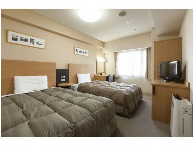 コンフォートホテル岡山の客室一例