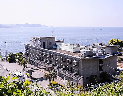 鎌倉パークホテルの外観