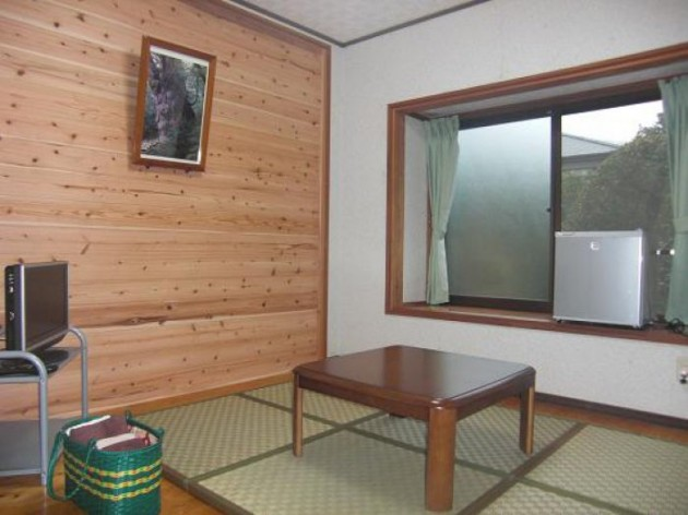 民宿屋久島客室
