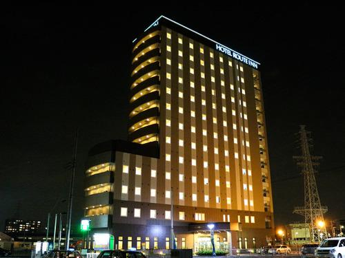 ホテルルートイン海老名駅前の外観