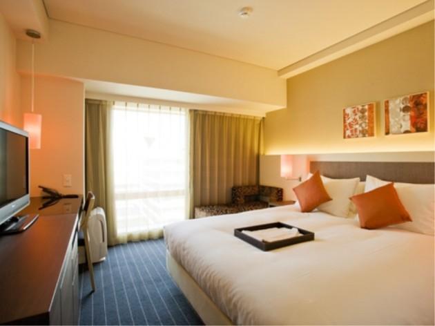 ホテルフォルツァ大分の客室一例