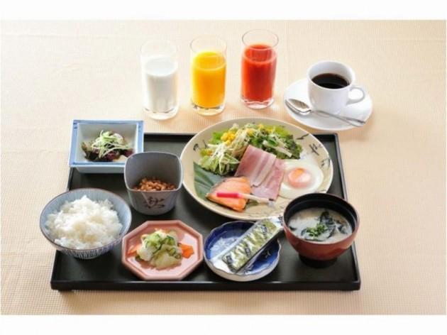 グランドホテル神奈中平塚の朝食