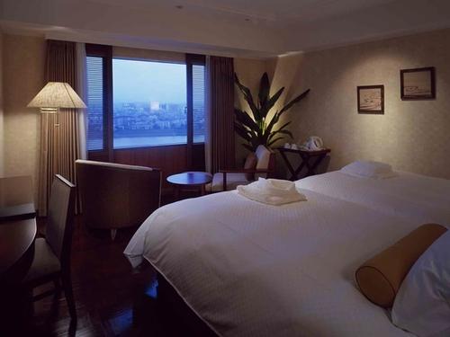 宮崎観光ホテル の客室一例
