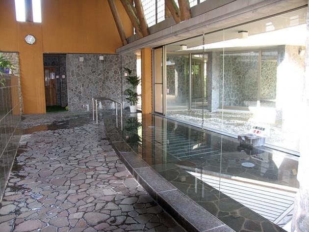 花美人の湯 お風呂