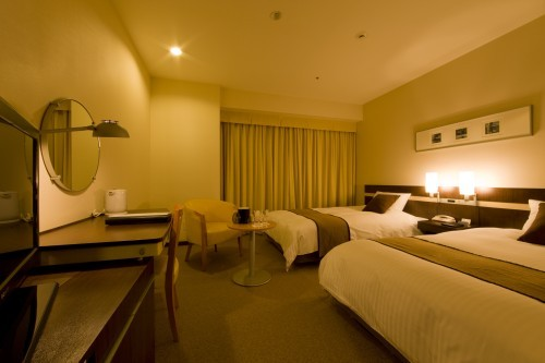 ホテルJALシティ宮崎の客室一例
