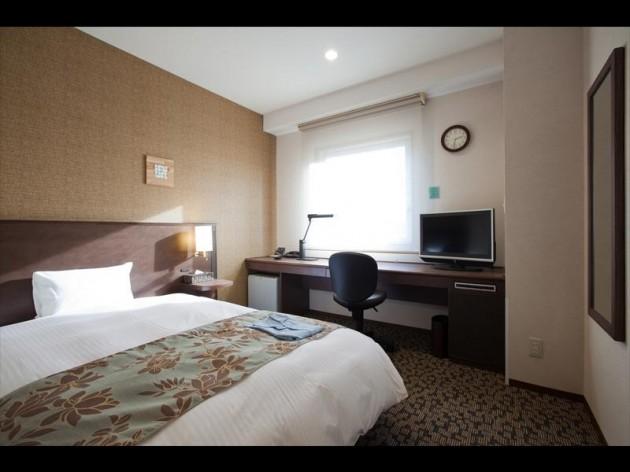鳥取グリーンホテルモーリスの客室一例