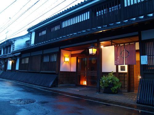 吉井旅館の外観