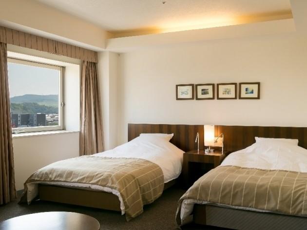 ツインリーブスホテル出雲の客室一例