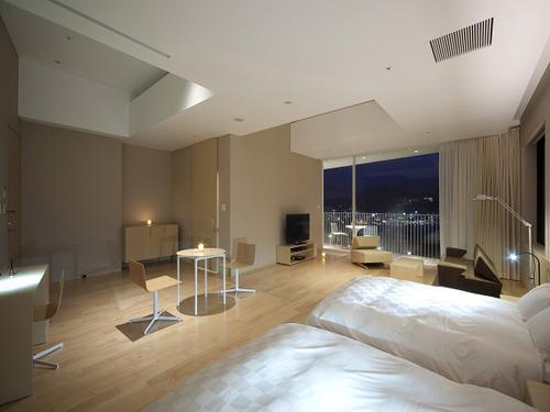 ガーデンテラス長崎ホテル&リゾートの客室一例