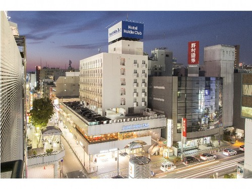 ホテル法華クラブ湘南・藤沢の外観