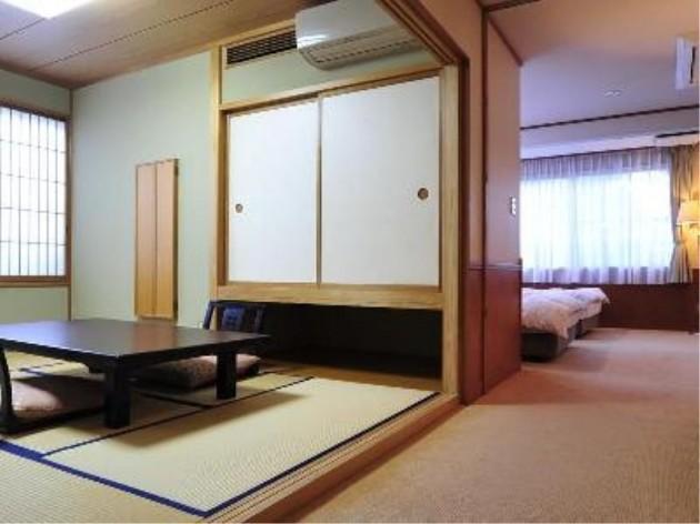 かいひん荘鎌倉の客室一例
