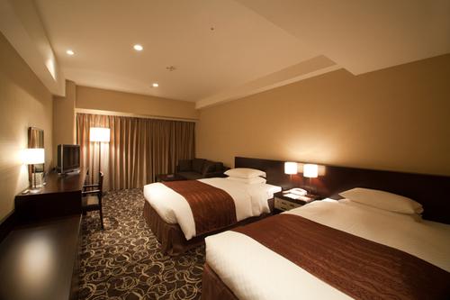 ホテルニュー長崎の客室一例