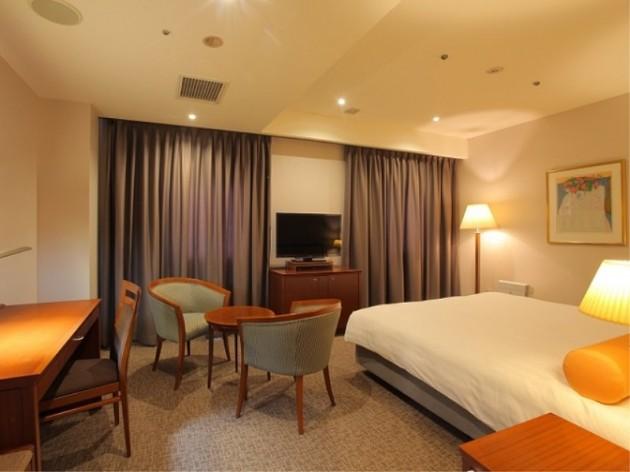 小田急ステーションホテル 本厚木の客室一例