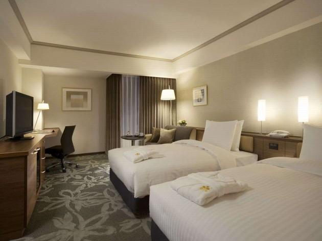 ホテル日航福岡の部屋
