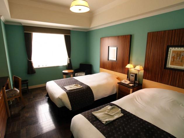 ホテルモントレ ラ・スール福岡の部屋