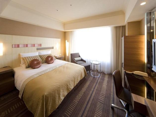 ホテルオークラ福岡の部屋