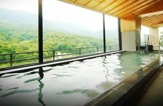 琴参閣風呂
