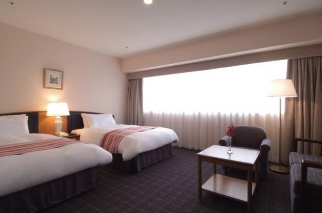 姫路日航ホテル部屋