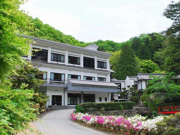 湯元上山旅館外観