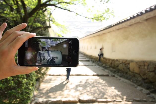姫路城アプリ
