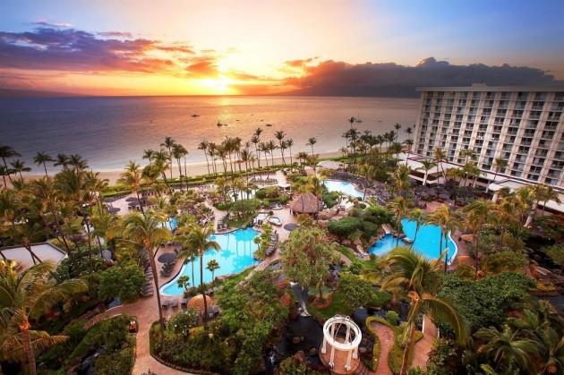 ハワイ屈指の高級リゾート「マウイ島」のホテルおすすめランキング